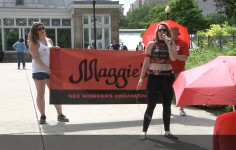 Documenting The Issues - Sex Workers Day of Action (video)