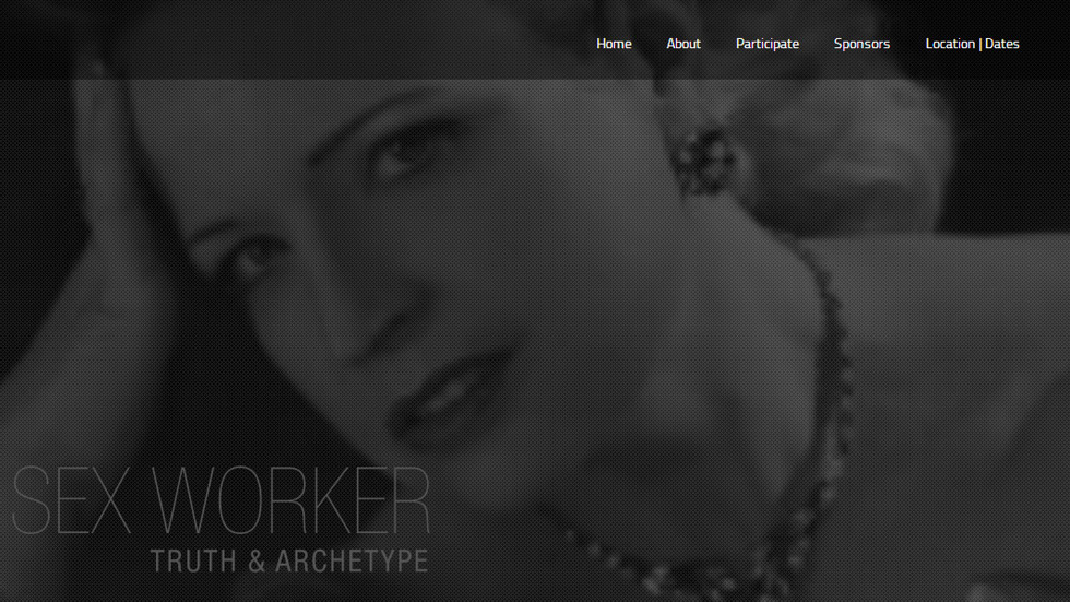 Sex Worker, Truth & Archetype
